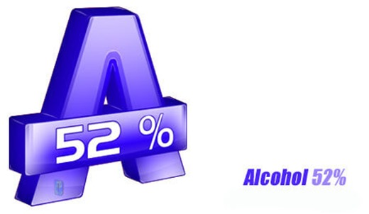 برنامج  الكحول لتشغيل الأسطوانات الوهمية والألعاب Alcohol 52% 2.0.3 Build 9902
