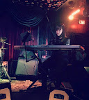 Playing keyboards for Hunter Hooligan at The Mint in Los Angeles. January 2016.