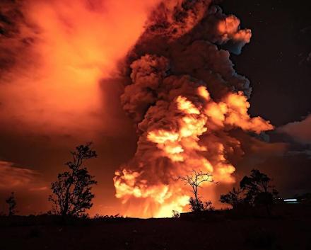 """Έρευνα για το παγκόσμιο κλίμα : Τα ηφαίστεια ως """"βαλβίδα ασφαλείας"""" για την σταθεροποίηση των θερμοκρασιών στην επιφάνεια της Γης"""