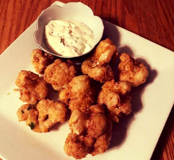 Spicy Fried Cauliflower Recipe