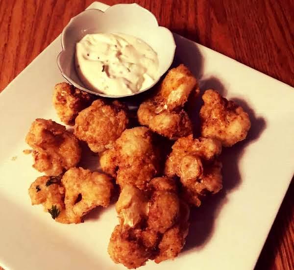 Spicy Fried Cauliflower