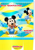 Pegar Caja Mickey Mouse Baby