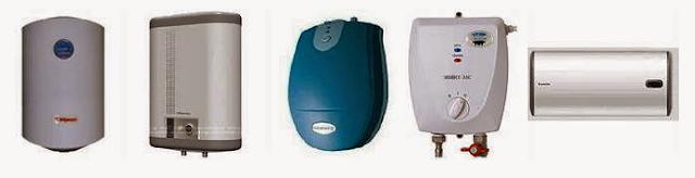 Рейтинг водонагревателей проточный или накопительный, газовый или электрический