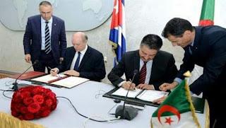 L'Algérie approvisionnera désormais Cuba en pétrole.