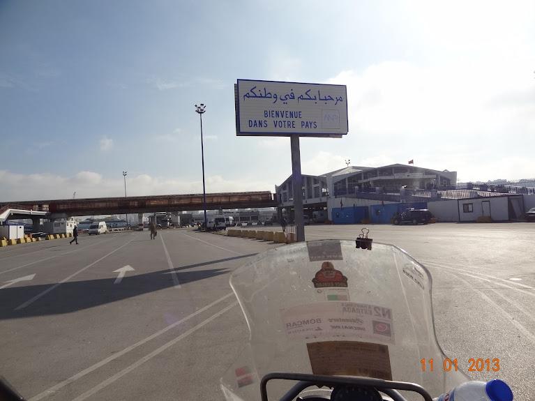 marrocos - Marrocos e Mauritãnia a Queimar Pneu e Gasolina DSC05336