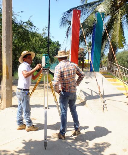 La Penita bridge of life surveyors