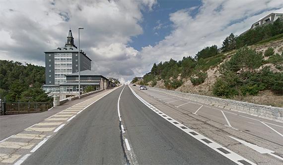 Puerto de Navacerrada