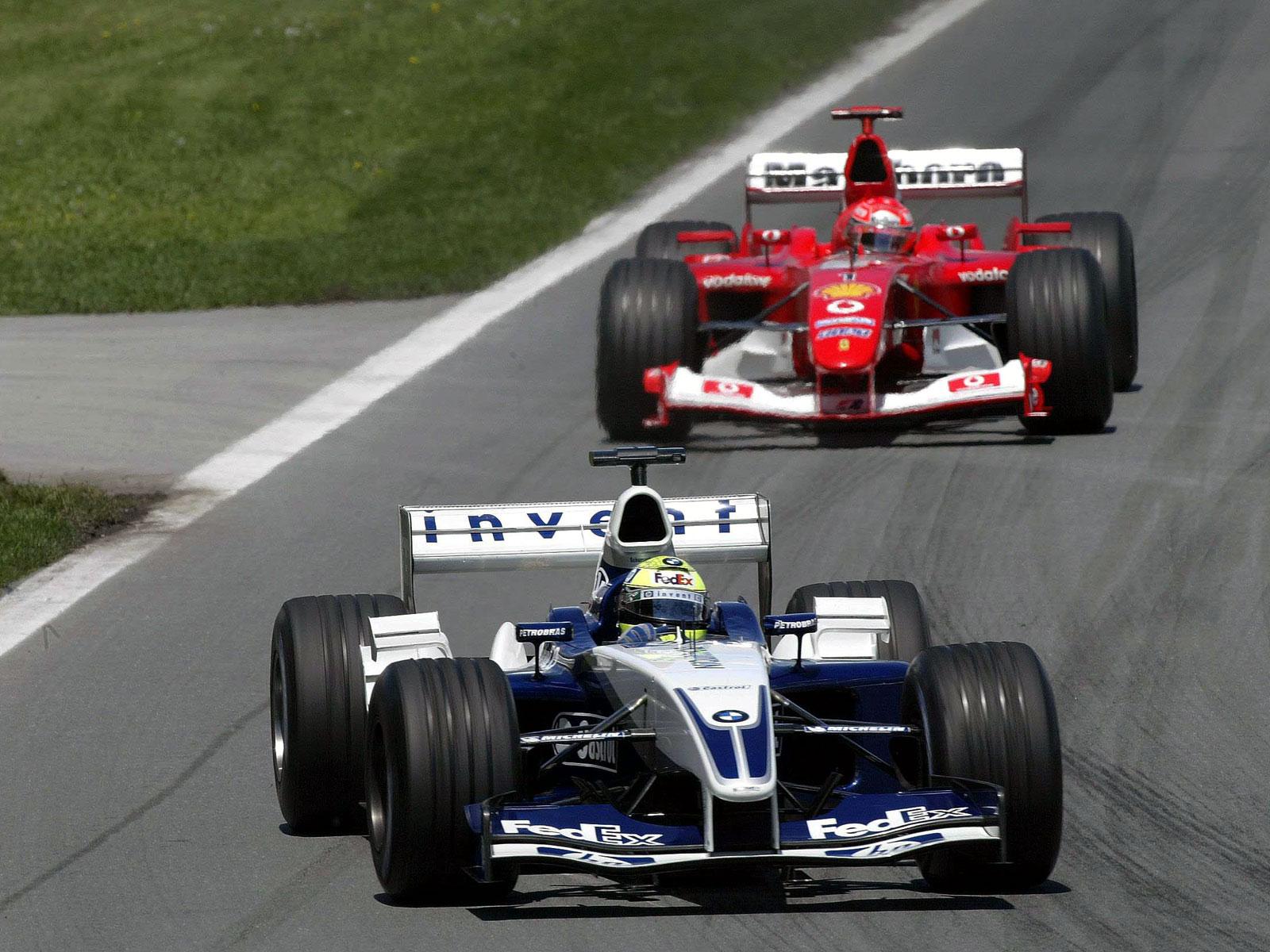 HD Wallpapers 2003 Formula 1 Grand Prix of Canada  F1
