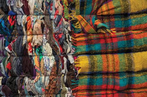вторичная переработка текстиля