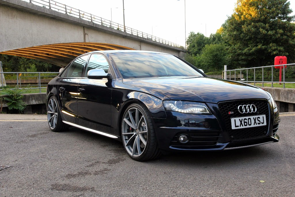 B8 S4 On 20 Quot V Spokes Rs246 Com Forum The World S 1