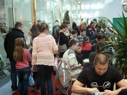 Avenue Mall: Društvene igre u shopping centru