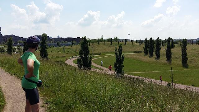 Krupppark Essen-Innenstadt