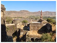 Daulatabad Fort Maharastra