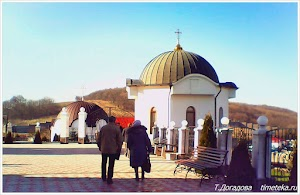 Часовня. Свято-Георгиевский монастырь, Северный Кавказ.