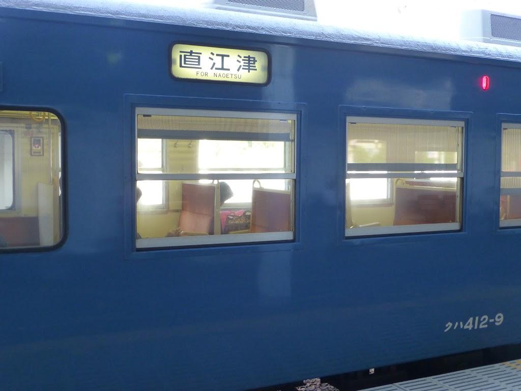 富山駅発直江津行き