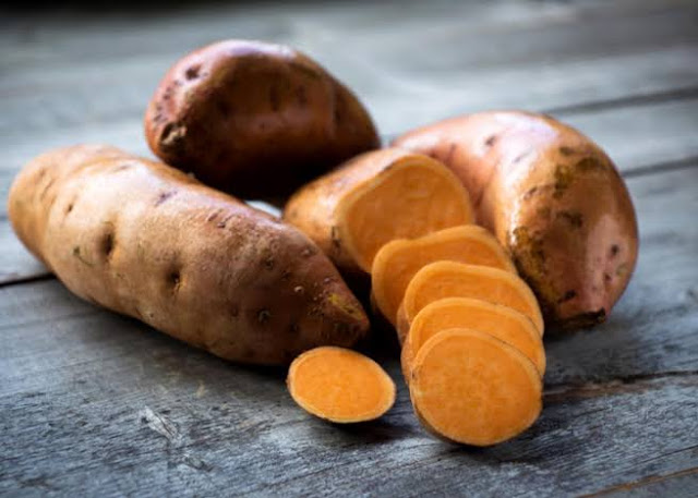 Top 3 Things You Can Also Benefit From Sweet Potatoes