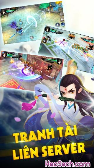 Đôi nét về game kiếm hiệp Hoa Thiên Cốt Web cho Smartphone + Hình 2