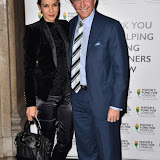 OIC - ENTSIMAGES.COM - Otavia and Geoffrey Kent at the  Mayors Fund Halcyon Gallery London 24th November 2015Photo Mobis Photos/OIC 0203 174 1069