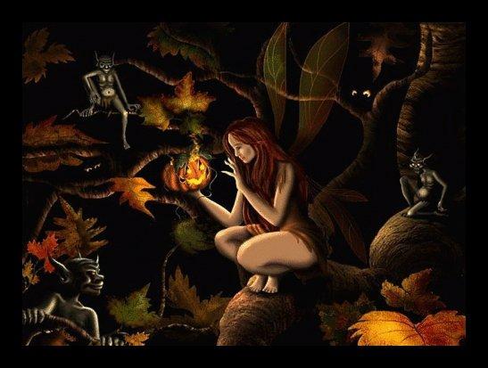 Helloween Pumpkin Magic, Magic And Spells