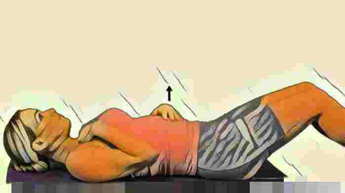 Pernapasan Perut Untuk Menurunkan Berat Badan