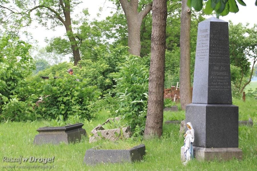 Pogorzała Wieś - cmentarz ewangelicki