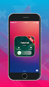 Fake call, prank call style OS PhoneX App Download For Android 6