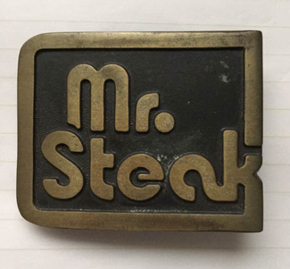 Mr. Steak new logo mid 1970's