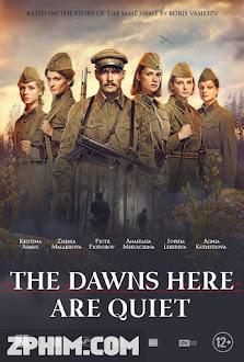 Và Nơi Đây Bình Minh Yên Tĩnh - The Dawns Here Are Quiet (2015) Poster