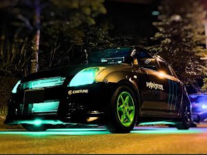 スイフト ZD11S H16年 4WD 5速MT【希少】のカスタム事例画像 70【モンスターエナジー仕様】さんの2020年05月12日07:56の投稿