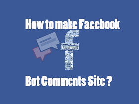 Facebook bot comment and likes
