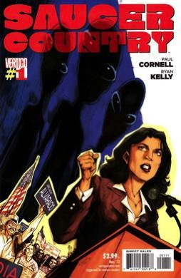 Saucer Country Issue 1 Cover