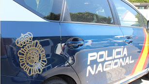 Un vehículo de la Policía Nacional, en una imagen de archivo.