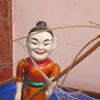 Hanoi - Wasserpuppentheater