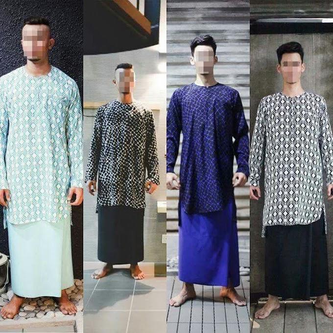 'Baju Kurung' Untuk Lelaki