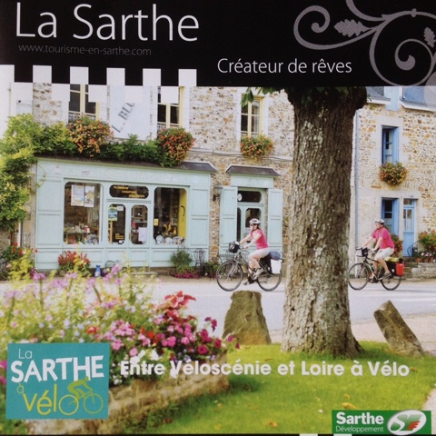La Sarthe à Vélo French Village Diaries cycling