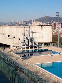 Olympic diving, Barcelona