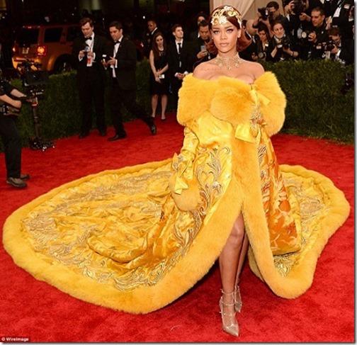 Mosaic Rihanna
