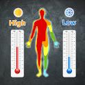 Body Temperature App icon