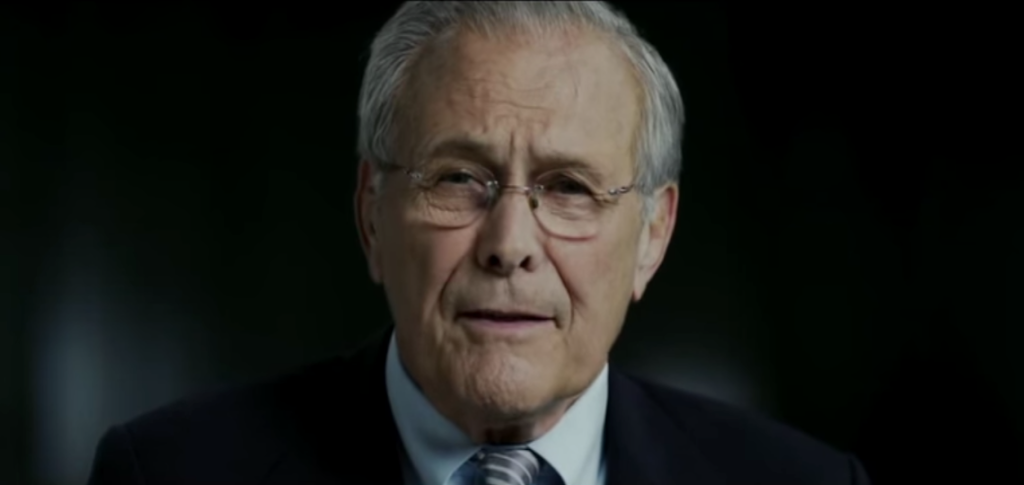Former SecDef Rumsfeld is stunned by Obama's deployment of troops to Iraq