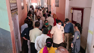Pune graduate and teacher voters