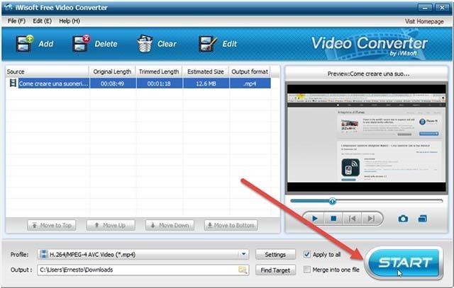 dividere-video-iwisoft