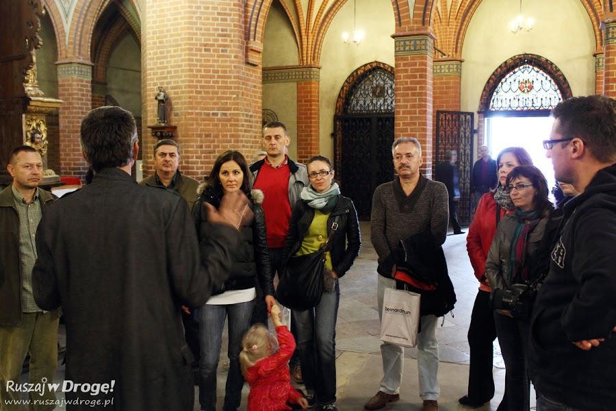 Zwiedzanie Katedry Pelplin z przewodnikiem