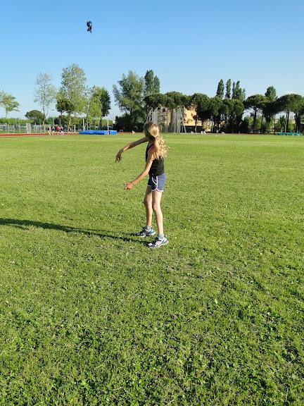 Trainingslager Cervia ITA
