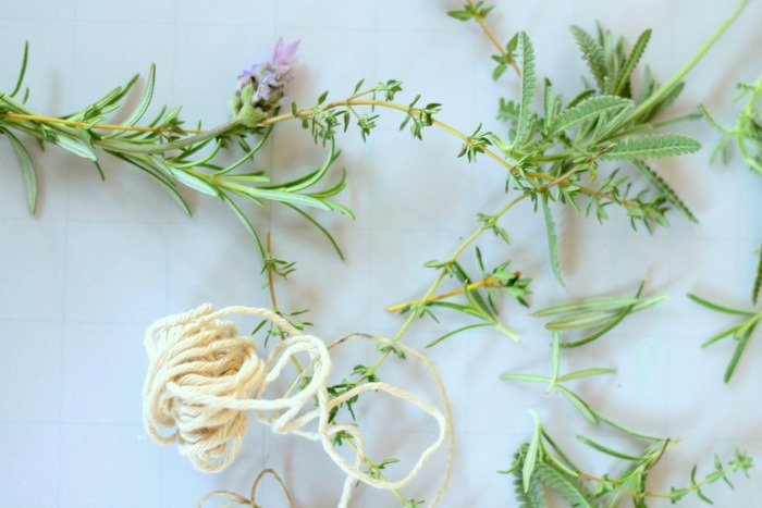 Herb Bouquet Garni via homework (5)