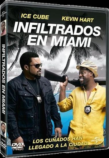 Infiltrados En Miami – Castellano, Inglés – DVD9
