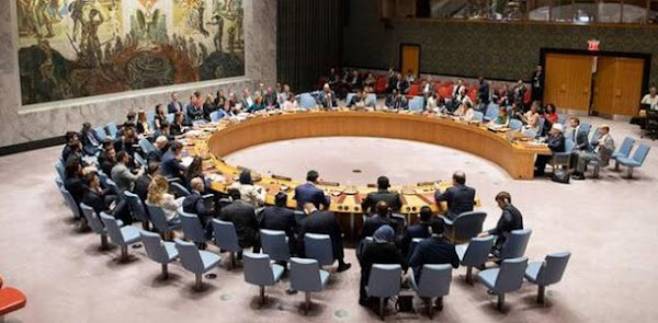 Didukung 14 Negara Anggota DK PBB, Resolusi Indonesia Diveto AS