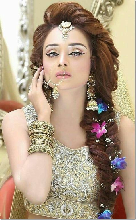 Indian Wedding Hairstyles (17)