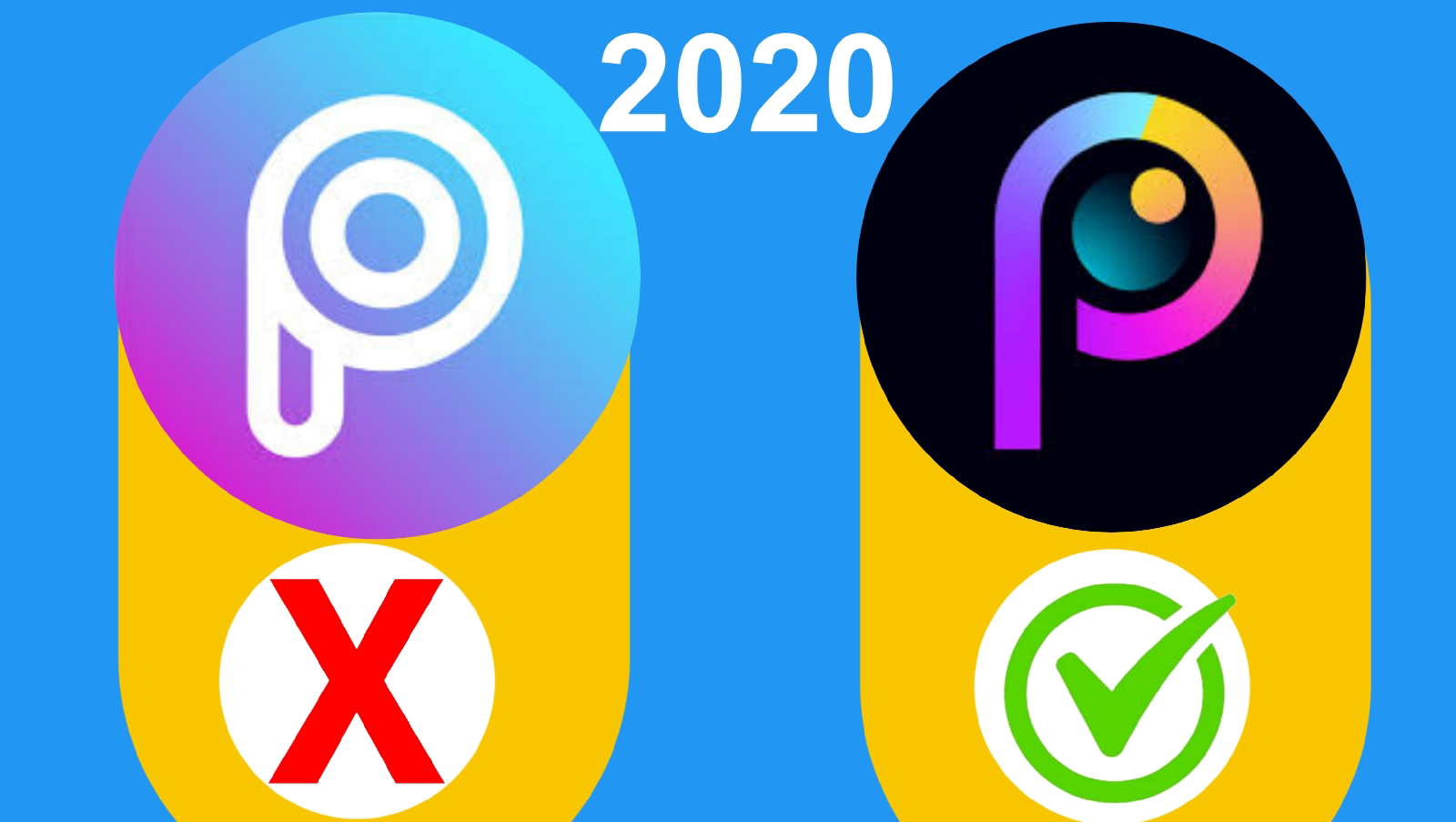 تطبيق تعديل الصور الجديد  أقوى من تطبيق picsart لسنة 2020