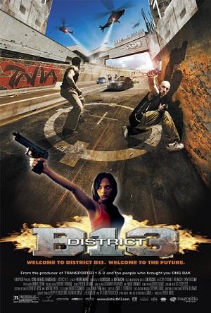 Bölge 13 (Banlieue 13) - 2004 Türkçe Dublaj BRRip indir