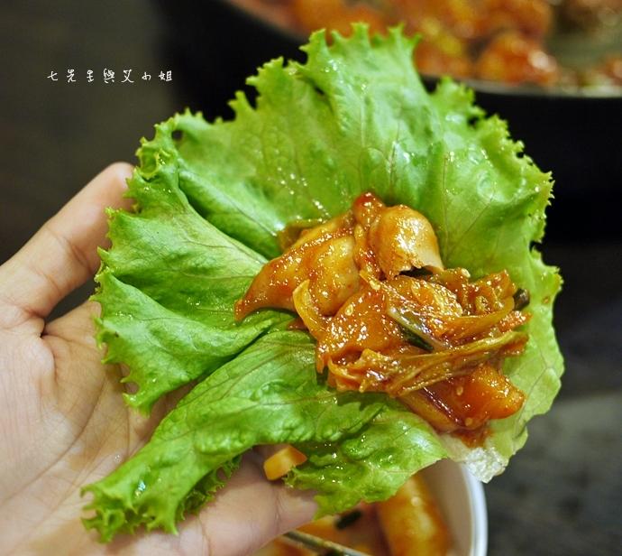 15 江原道韓國料理